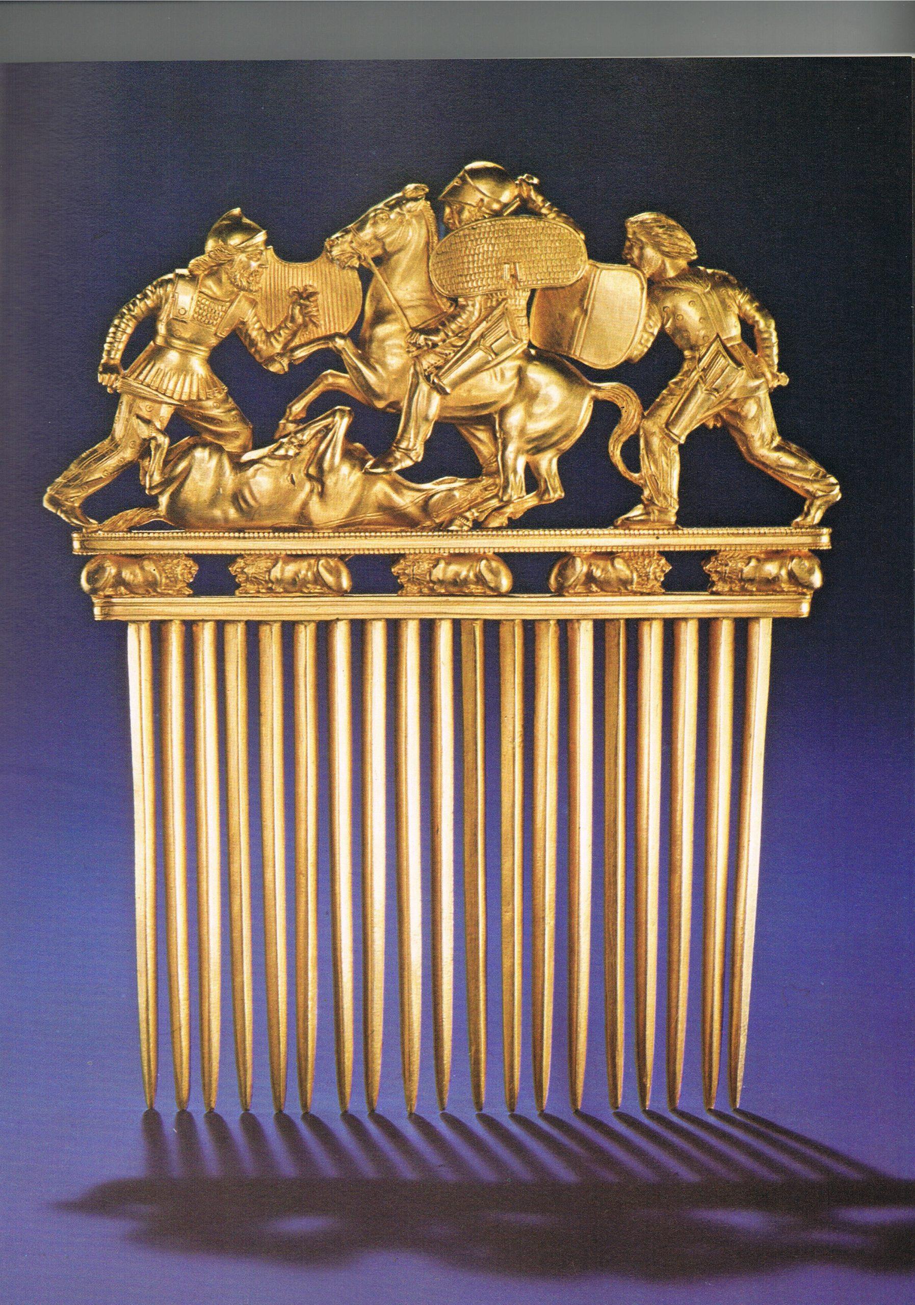 CONFÉRENCE de février 2018 : L'Or des Scythes