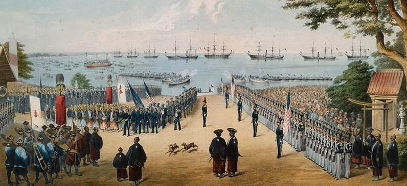 CONFÉRENCE de janvier 2019 : L'ère Meiji: ce que la France et le Japon se sont réciproquement apporté