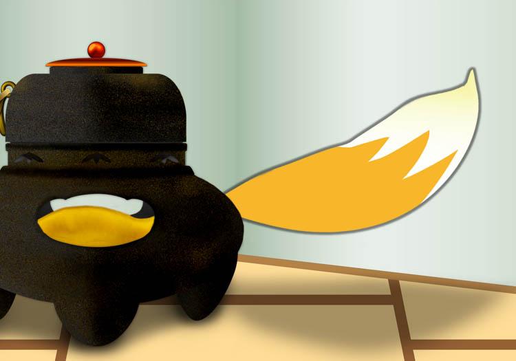 """HISTOIRE EXTRAORDINAIRE: """"La bouilloire à thé qui parle"""""""