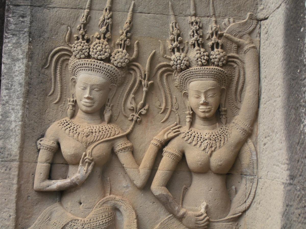 CONFÉRENCE de décembre 2019 : ANGKOR cité hydraulique des anciens Khmers