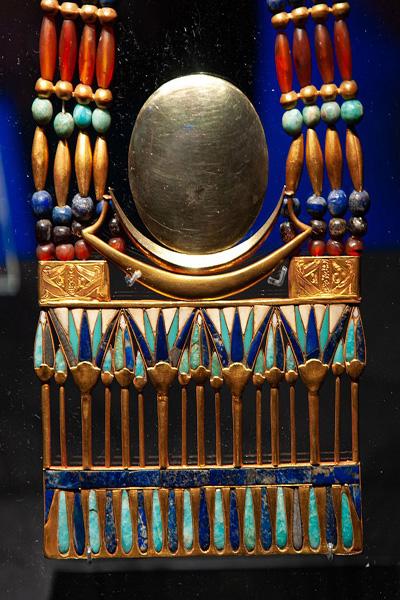 Visioconférence : « Toutânkhamon: quelques objets choisis de sa tombe »
