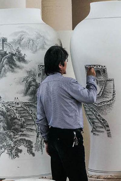 Visioconférence : « Histoire de la fabrication de la porcelaine chinoise à Jingdezhen (Jiangxi) »