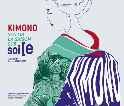 Kimono sentir la saison sur soi[e (2e édition)